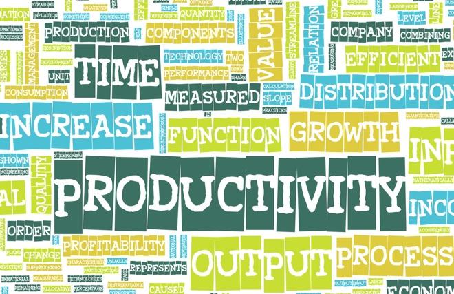 مهندسی صنایع - Industrial Engineering - علی شهابی - Ali Shahabi - دانشکده مهندسی صنایع - Productivity in the Work Place as a Concept