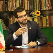 علی شهابی؛ مدیر گروه مهندسی صنایع
