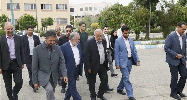 معاون وزیر راه و شهرسازی - علی شهابی